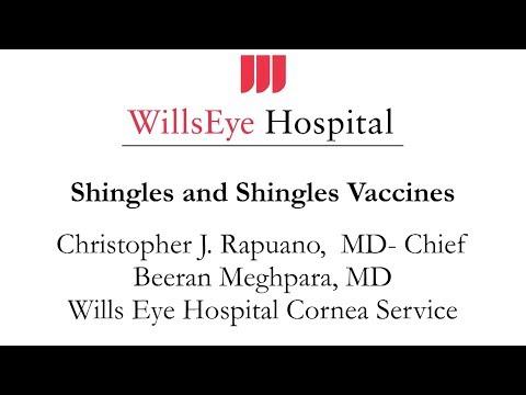 Update on Shingles and Shingles Vaccine