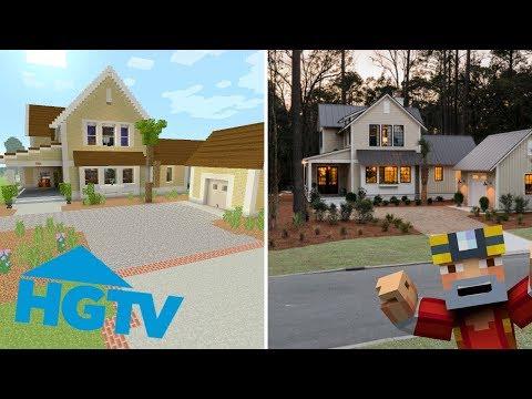I Built the HGTV Smart Home 2018 for HGTV! In-Depth Tour!