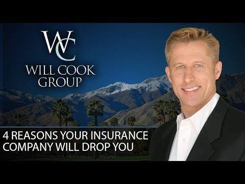 Palm Springs Real Estate Agent: 4 Reasons Your Insurance Company Will Drop You