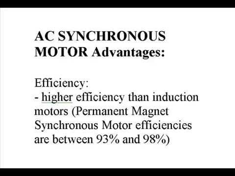 Induction vs Synchronous Motors: Advantages & Disadvantages comparison