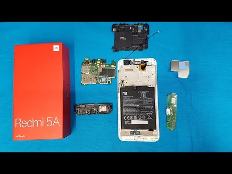 Xxx Mp4 Xiaomi Redmi 5A Disassembly And Teardown How To Open Redmi 5A Back Cover 3gp Sex