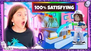 MEGA SATISFYING!! Wir spielen Power Wash in Roblox -  Hochdruckreiniger Action!! 💜 Alles Ava Gaming