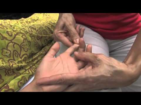 How to Give a Hand Massage with Licensed Massage Therapist Melisa Brown