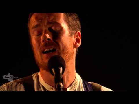 Damien Rice & Dekoor Close Harmony - Trusty and True Live @ Carré 2014 (HD)