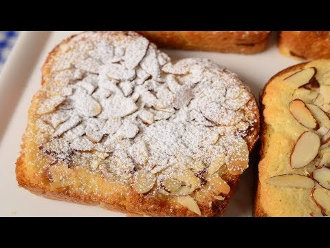 Almond Brioche Toast (Bostock) Recipe Demonstration - Joyofbaking.com