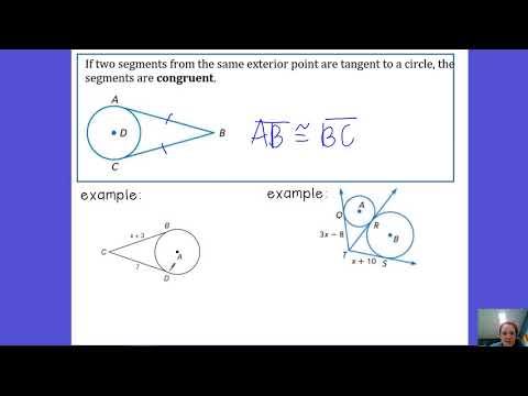 10.5 Congruent Tangents