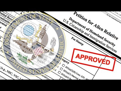 Green card through marriage process - GrayLaw TV