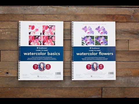 Strathmore Learning Series - Watercolor: Unboxing