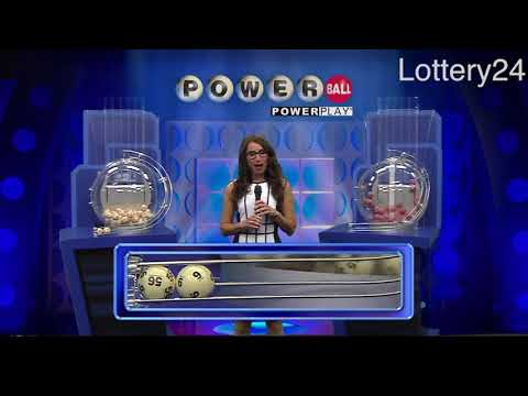 2018 05 19 Powerball Numbers and draw results