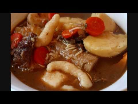 A Sizzling Caribbean Beef Soup From Trinidad and Tobago.