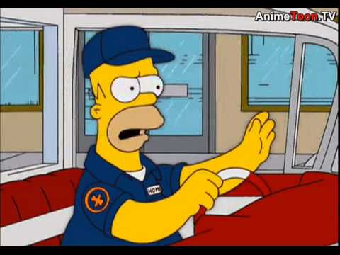 Homer Simpson on