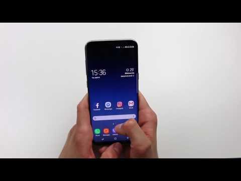 How to Enable Multi Window on Samsung Galaxy S8/S8+ (Split Screen)