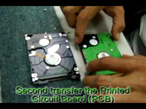 How To Repair Laptop Hardisk Video