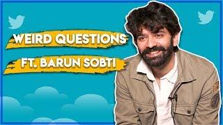 Weird Fan Questions Ft Barun Sobti | POP Diaries Exclusive