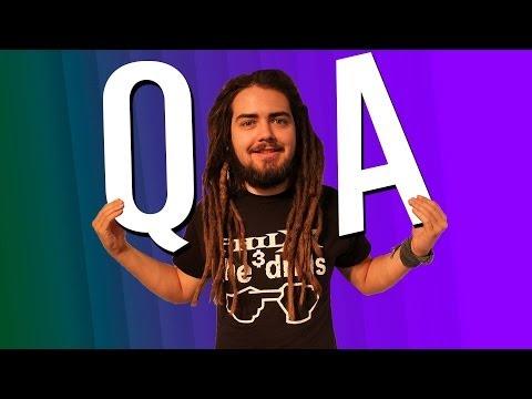 THIN HAIR? + MORE! (DREADLOCKS Q&A #45)