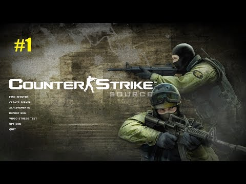 Counter Strike: Source #1 | INFINITE DEATHMATCH WHAT?