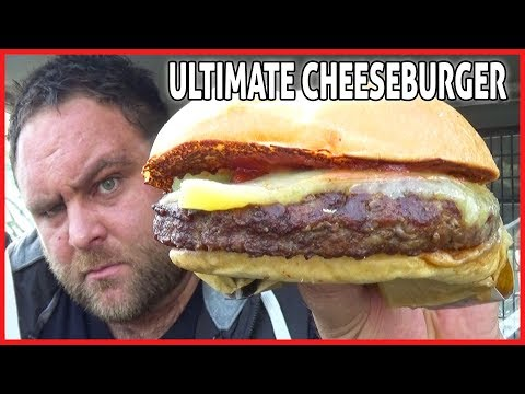 Is Hungry Jack's New Ultimate Cheeseburger Australia's best cheeseburger?
