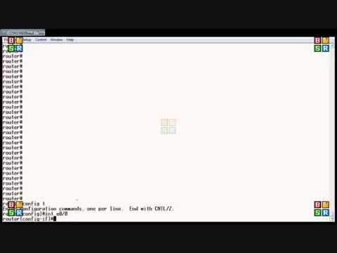 Cisco router set MTU