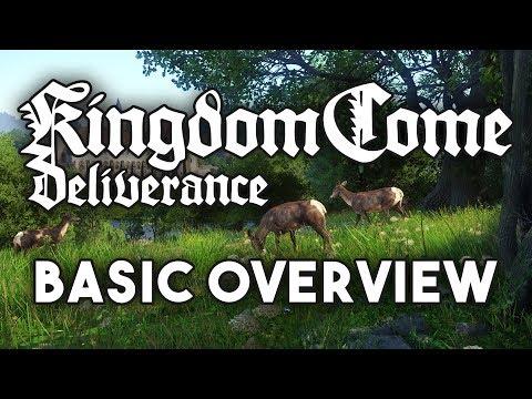 What is Kingdom Come: Deliverance?