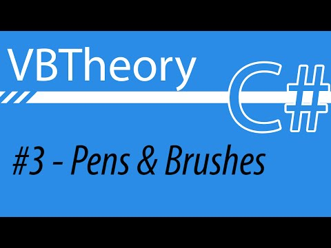 Graphics 1 - Drawing basic shapes on form - CSharp #3