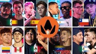Download Los 16 EQUIPOS CLASIFICADOS a PANGEA ¡2vs2! 2019 Video