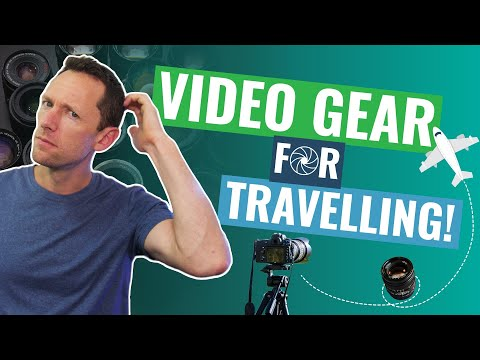 Video Gear for Travel: What's in my Filming Travel Kit?