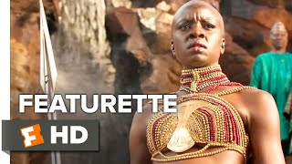 Black Panther Featurette - Warriors of Wakanda (2018)   Movieclips Coming Soon