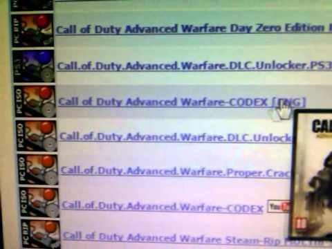 kako skinuti call of duty advanced warfare