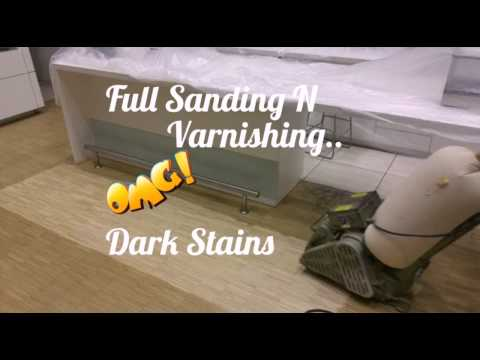 How to Remove Stains from Wood Parquet Floors