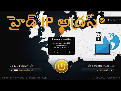 HOW TO HIDE YOUR IP & HOW VPN WORKS.