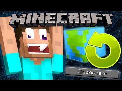 If Logging Off Reset The World - Minecraft