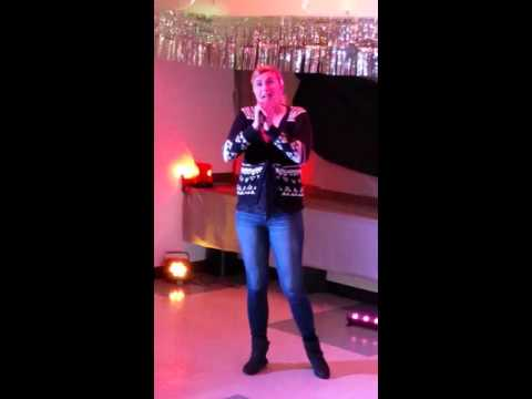 Lauren Frisoli Comcast Karaoke 2015