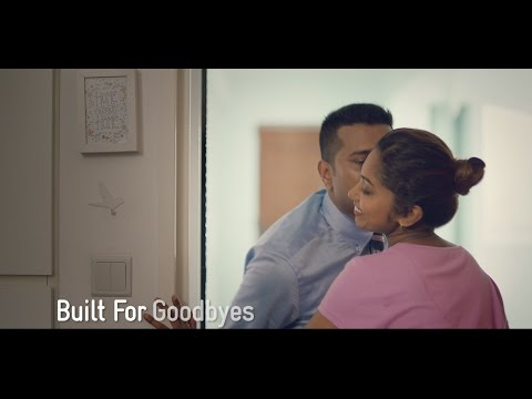 Built To Our Budget : Goodbyes