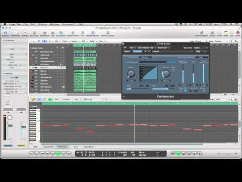 Learn to Produce House in Logic Pro - Online Course by Andy Lee
