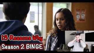 13 REASONS WHY SEASON 2 (Full Season Binge)