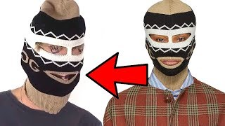 THE GUCCI FACEMASK + REVIEW