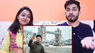 INDIANS react to London Ke Sher by Irfan Junejo