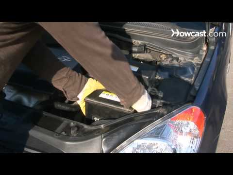 How to Dispose of a Car Battery