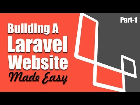 Projects In Laravel | Build A Website With October CMS | Part 1