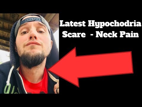 My Latest Hypochondria Scare - Neck Pain