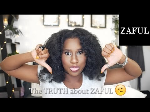 The TRUTH about Zaful | Zaful asked me to review their clothes...HERE'S THE TRUTH!