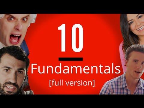 The 10 YouTube Fundamentals (ft. Matt Koval)