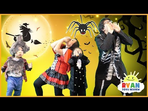 Halloween Songs for Kids Trick or Treating!