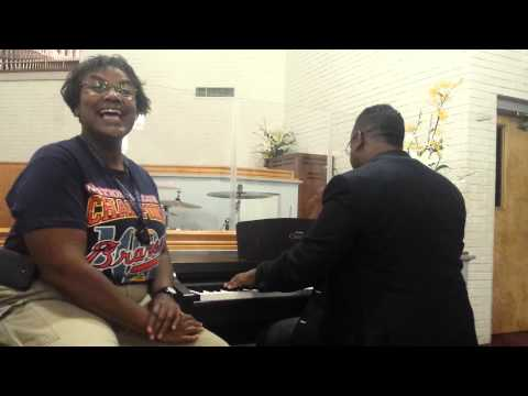 Callie Day & Lan Wilson - I Know The Lord Will...