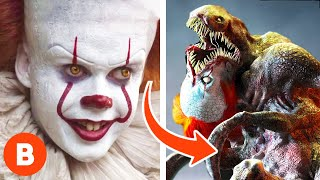 Everything Pennywise Transforms Into In Chapters 1 & 2