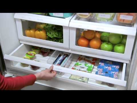 The Frigidaire Gallery French Door Refrigerator