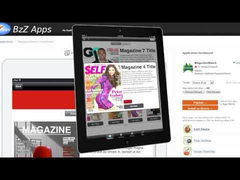 Publishing an iPad Magazine App to Apple's NewsStand - part 2