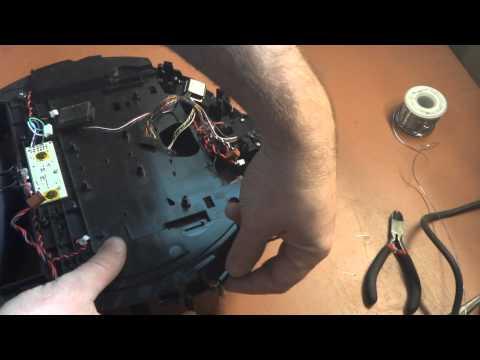 How to Repair iRobot Roomba