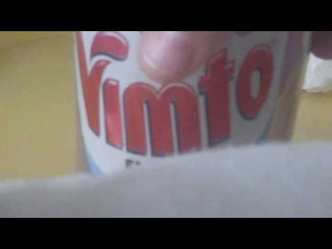 How to drink a vimto