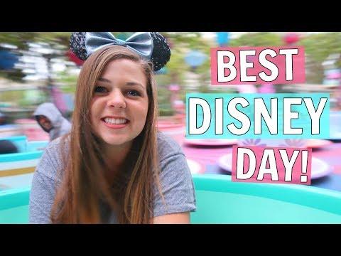 The Best DISNEY Day Ever! Pixar Fest Fireworks at Disneyland California!
